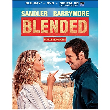 Blended (Blu-ray/DVD)
