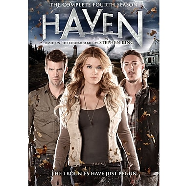 Haven: Season 4 (Blu-ray)