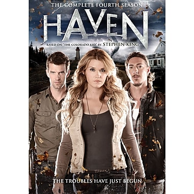 Haven: Season 4 (DVD)