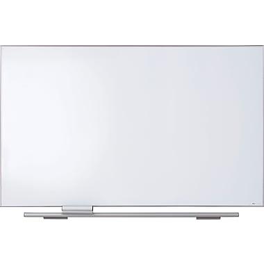 Polarity Porcelain Dry Erase Board 44x72, Aluminum Trim