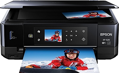 Epson Expression XP-620 All-in-One Printer (C11CE01201)