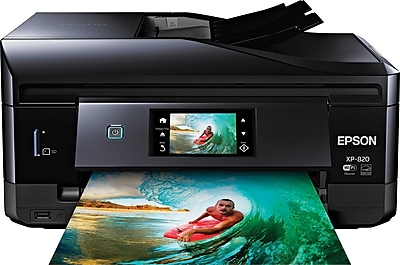 Epson® Expression Premium 820 All-In-One Printer (C11CD99201)