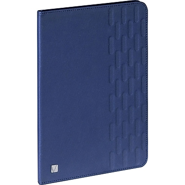 Verbatim Folio Expressions for iPad Mini and iPad Mini with Retina Display, Metro Blue
