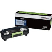 Lexmark MX51x, MX61x Return Program Toner Cartridge, Extra High Yield (60F1X00)