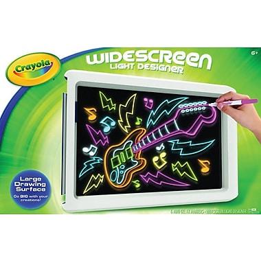 Crayola® Wide Screen Light Designer Tray