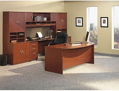 Bush® Westfield Collection, Cherry Mahogany
