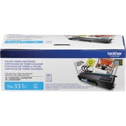 Brother TN331 Cyan Toner Cartridge (TN331C)
