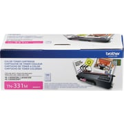 Brother – Cartouche de toner magenta TN331M