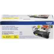 Brother – Cartouche de toner jaune TN331Y