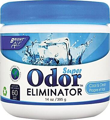 Bright Air Super Odor Eliminator, Cool & Clean, 14 oz.