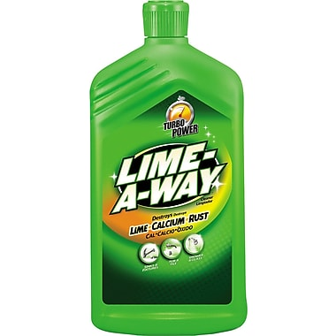 Lime-A-Way® Calcium & Rust Remover, 28oz.
