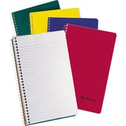 Earthwise® by Oxford® Small Size Notebook, College Rule, 6 x 9-1/2, White, 150 Sheets