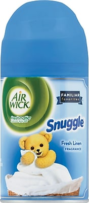 Freshmatic Spray Refill, 6.17 oz., Snuggle Fresh Linen