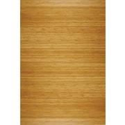 Anji Mountain Deluxe Roll-Up 48''x72'' Bamboo Chair Mat for Hard Floor, Rectangular, Natural (AMB24014W)