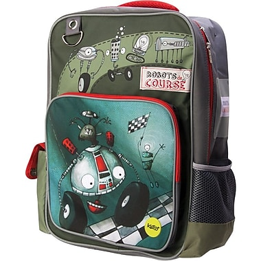 Ketto BackPack, Robots