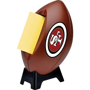 Post-it® NFL Pop-up Notes Dispenser, San Francisco 49ers, 3