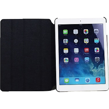 HSO M2C02616 Protective Case for Apple iPad Air Tablet, Black