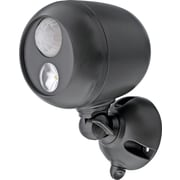 Mr Beams MB360 Wireless LED Spotlight with Motion Sensor and Photocell, Black