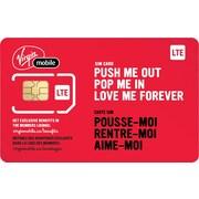 Virgin - Carte SIM LTE