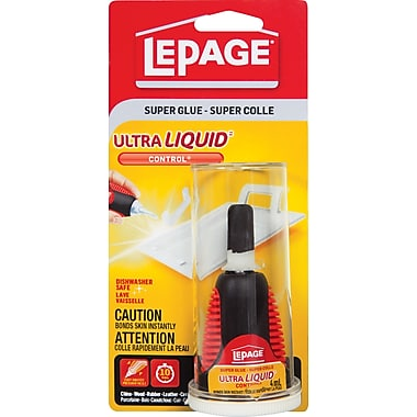 LePage® Ultra Liquid™ Control® Super Glue, 4 ml
