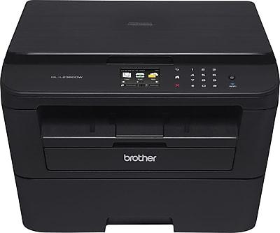 Brother® HLL2380DW Wireless Versatile Laser Printer, Refurbished