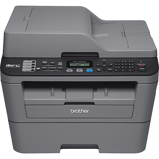 Brother Mfcl2700dw Mono Laser All In One Printer Staples