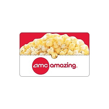 AMC Theatres® Gift Cards $100 (Email Delivery)