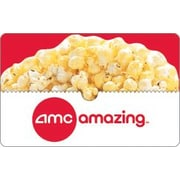 AMC Theatres® Gift Cards $25 (Email Delivery)