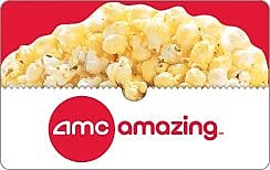 AMC Theatres® Gift Cards $50 (Email Delivery)