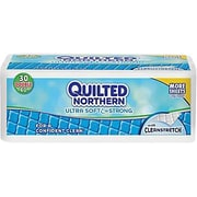 Quilted Northern Ultra Soft & Strong Toilet Paper, 2-Ply, 30 Rolls/Case (963795)