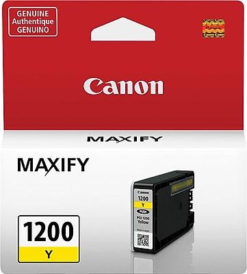Canon PGI-1200 Yellow Ink Cartridge (9234B001)