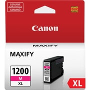 Canon PGI-1200XL Magenta Ink Cartridge (9197B001), High Yield