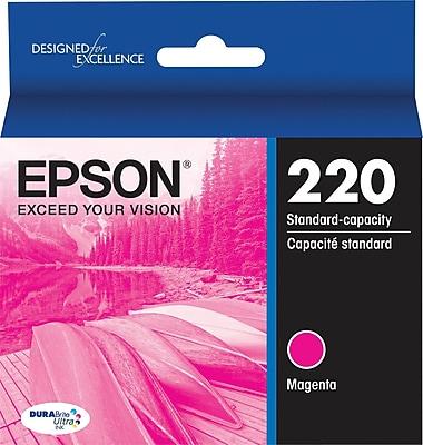 Epson (T220320-S) Magenta Ink Cartridge