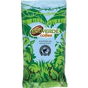 New and Improved Packaging, Same Great Coffee! Ecoverde Coffee ® Guatemalan Medium Roast Ground Coffee, Regular, 2 oz.