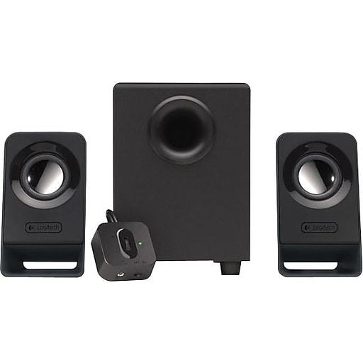 Logitech z213 multimedia speakers and subwoofer for multiple devices httpsstaples 3ps7is swarovskicordoba Choice Image