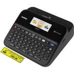 Brother PTD600 PC-Connectable Label Maker with Color Display