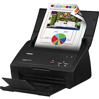 Brother® ADS2000E Desktop Scanner
