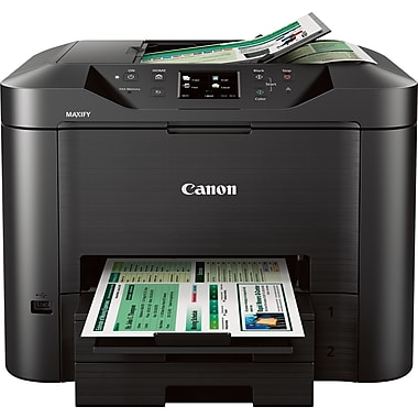 Canon® MAXIFY® MB5320 Color Inkjet Wireless Small Office Multifunction Printer (9492B002)