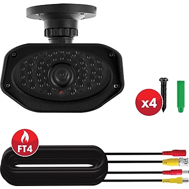 Defender® 21145 PRO Single 800TVL Outdoor Security Camera with 150-Feet Night Vision