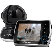 3.5in Handheld with wireless PTZ camera and sd card recording