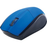 Staples 25564 Wireless Optical Mouse, Blue