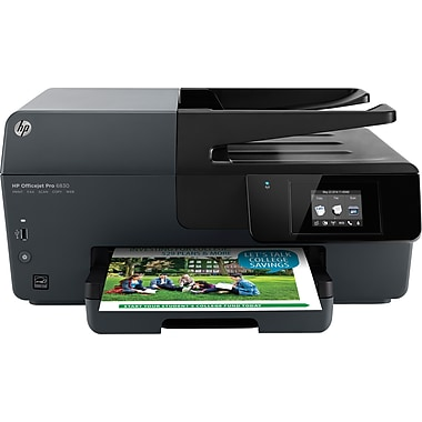 HP OfficeJet Pro 6830 All-in-One Inkjet Printer