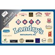 Landry's Brand Gift Card $100