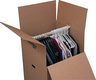 SmoothMove Wardrobe Box, 3/Pack