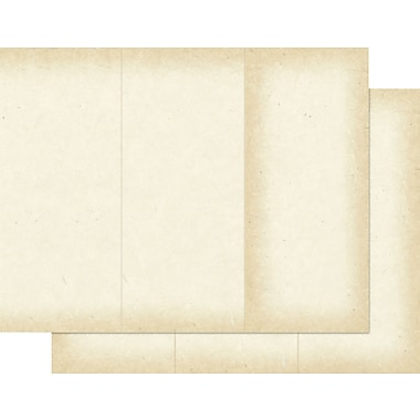 Great Papers® Umbria Brochures, 100/Pack