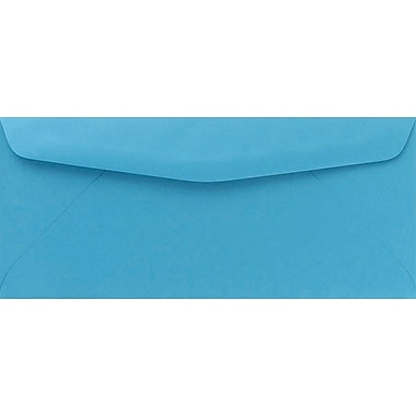 Great Papers® Bright Blue #10 Envelopes, 100/Pack