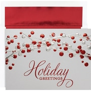Great Papers® Holiday Cards Holiday Berries , 16/Count