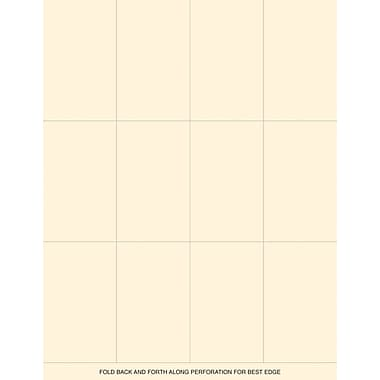 Great Papers® Ivory Place Cards, 120/Pack