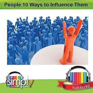 People Influencing: 10 Habits For Influencing Others Audiobook [Download]