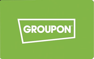 Groupon Gift Card $100 (Email Delivery)